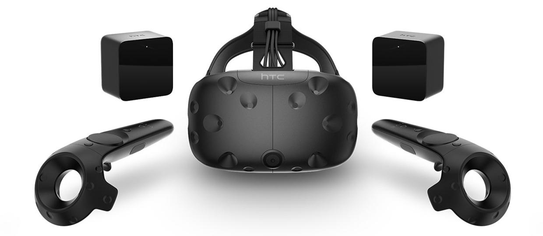 HTC VIVE虚拟现实