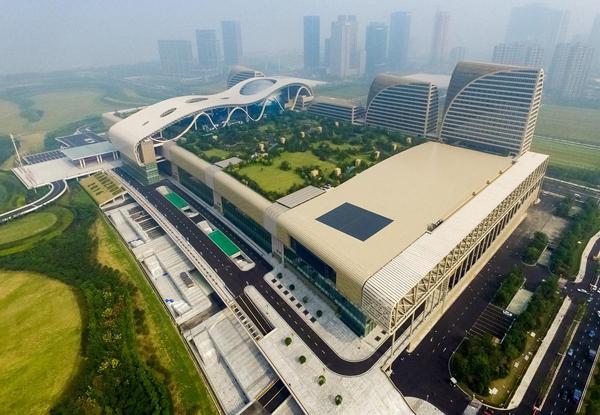 2016杭州G20峰会办公设备租赁案例